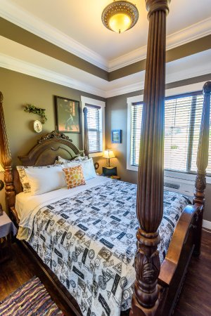 Abbotsford, Kanada: The Under the Tuscan Sun Suite