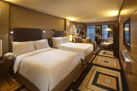 Hilton Beijing Wangfujing: Deluxe Room