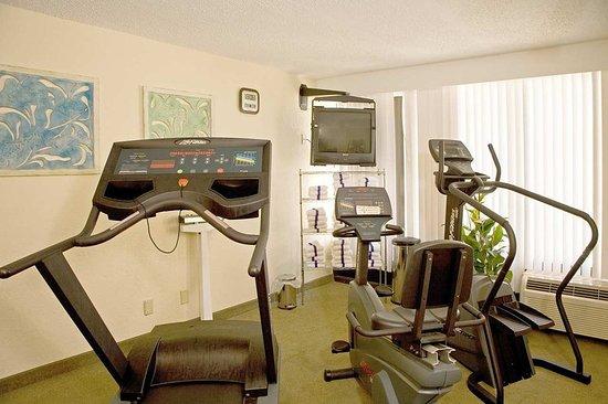 Hampton Inn Ft. Walton Beach: Fitness Center