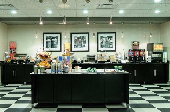 Stafford, VA: Breakfast Area
