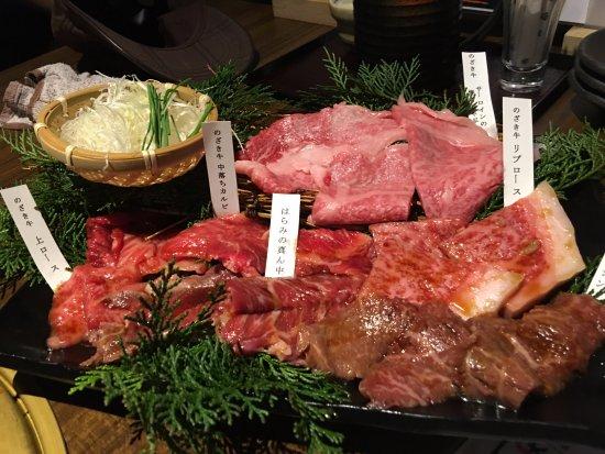 Itami, Japón: Delicious Kobe beef