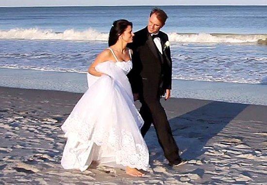 Courtyard Cocoa Beach Cape Canaveral: Cocoa Beach Wedding