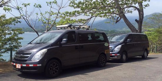 Quepos, Kostaryka: H1 vans