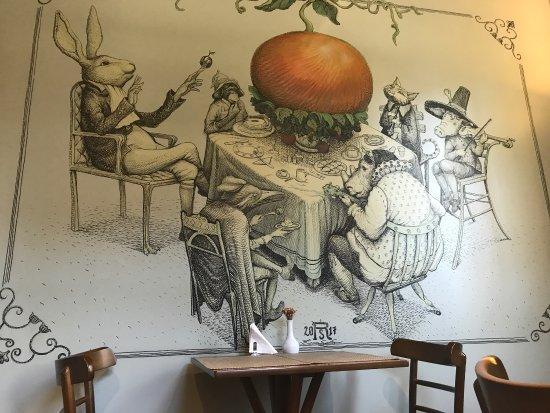 Excelente Restaurante Mandarinier Gastronomia