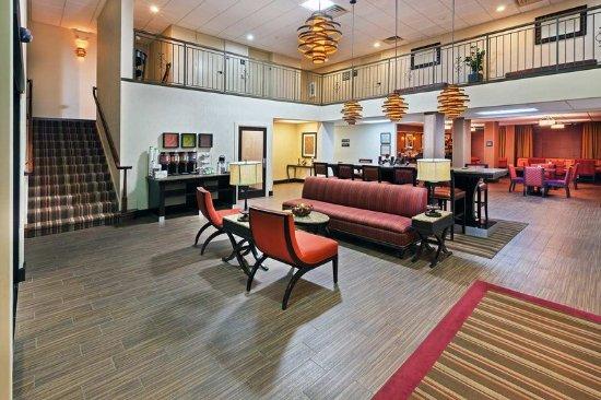 Clarksville, أركنساس: Lobby