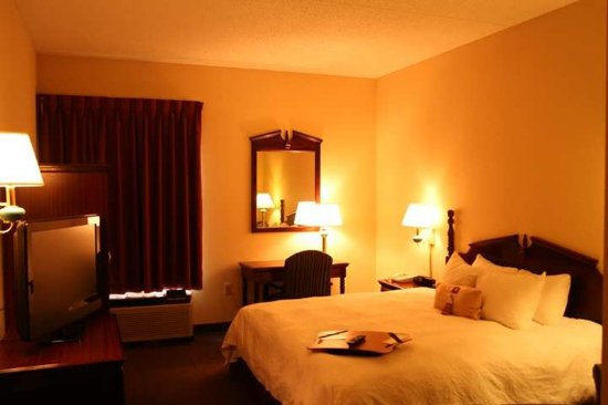 Clarksville, أركنساس: Guest Room