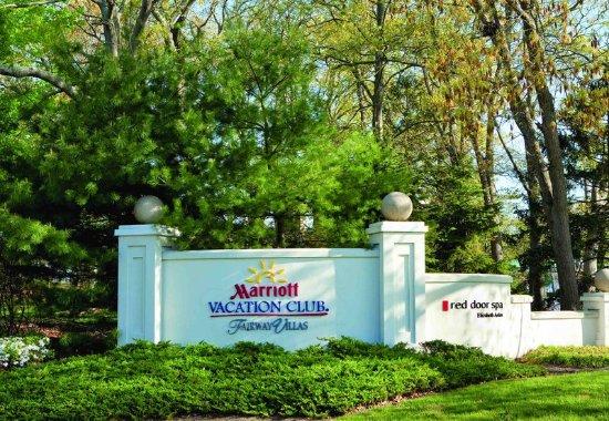 Absecon, NJ: Resort Entrance