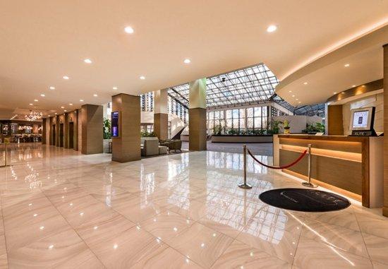Melville, NY: Lobby