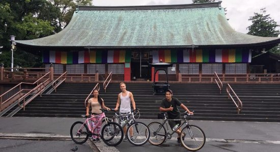 Kawagoe Bike Tour