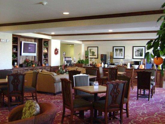 Fort Stockton, TX: Dining Area