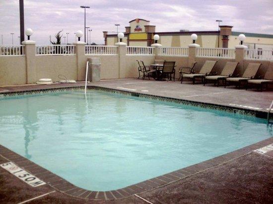 Fort Stockton, TX: Outdoor Pool