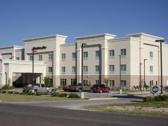 Fort Stockton, TX: Hotel Exterior