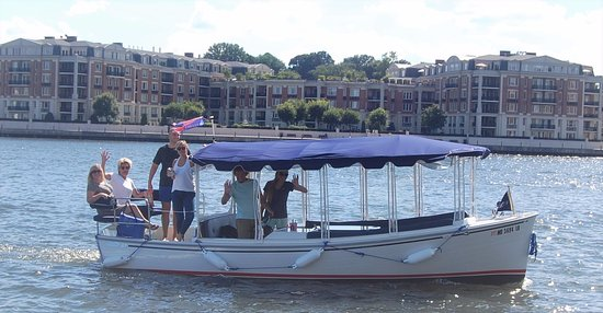 Baltimore Electric Boat Rental