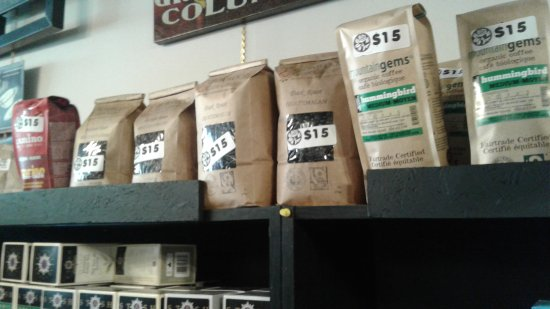 Walkerton, Canada: ORGANIC COFFEE