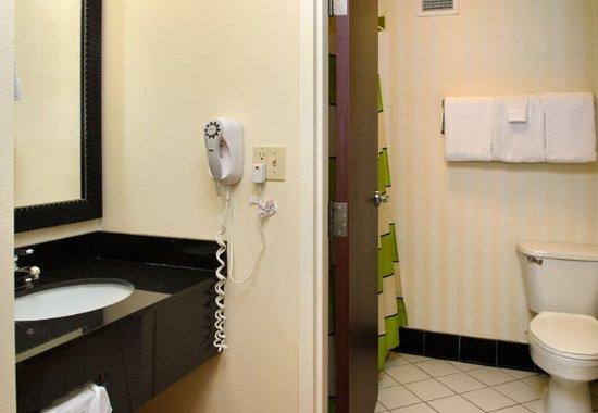 Fenton, MO: Guest Bathroom