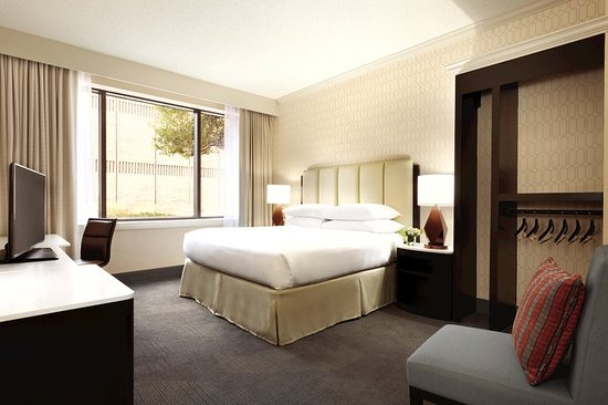 Hilton Greenville: Accessible Rooms