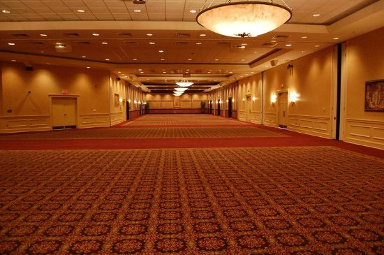 Hilton Greenville: Carolina Ballroom