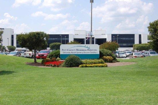 Hilton Greenville: PCMH