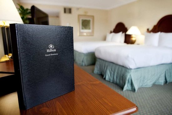 Hilton Greenville: Double Deluxe Room
