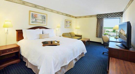 Hampton Inn Gaffney: King Size Bed Deluxe