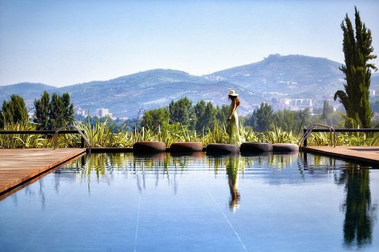 Samodaes, Πορτογαλία: Outdoors Swimming Pool