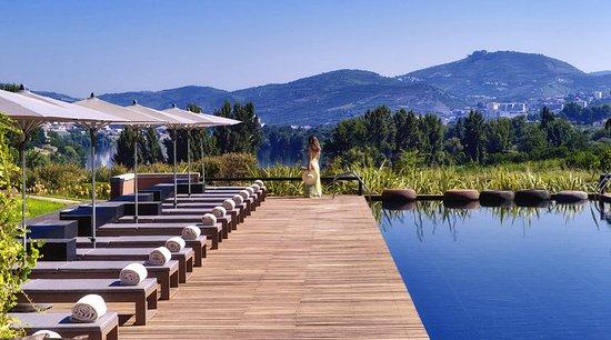 Samodaes, Πορτογαλία: Outdoor Swimming Pool