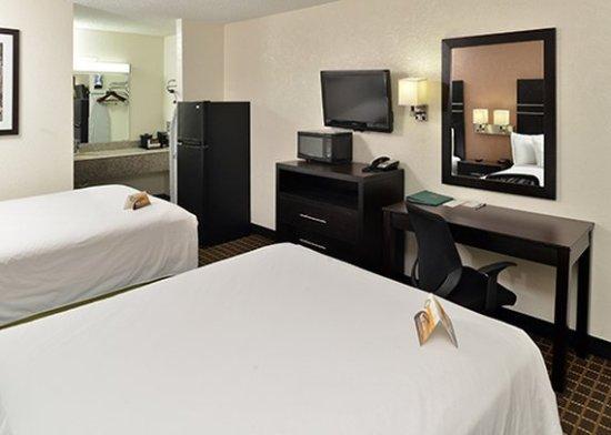 Gonzales, تكساس: Bedroom