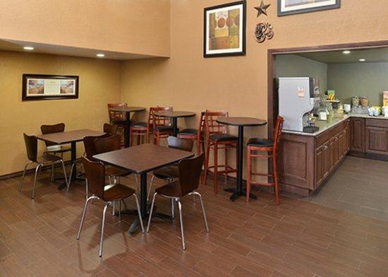 Gonzales, تكساس: Breakfast