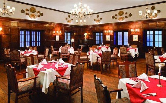Taj Savoy Hotel, Ooty: Savoy Hotel Dining Room