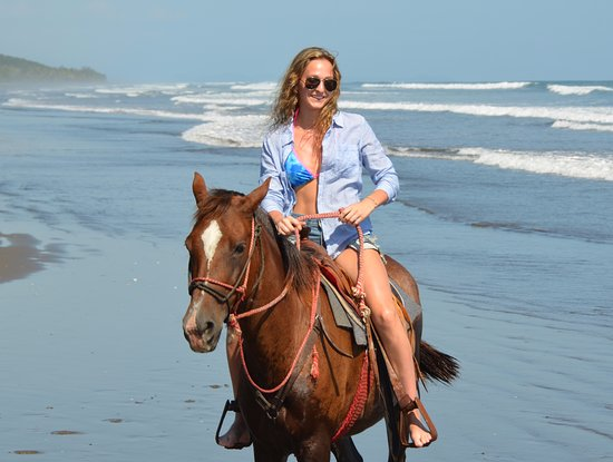 The Riding Adventure: Relaxed Clothes, Free Soul