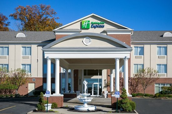 Holiday Inn Express Youngstown North  Warren  Niles
