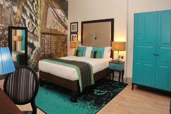 Hotel Indigo London Kensington: Superior Queen Bed Room