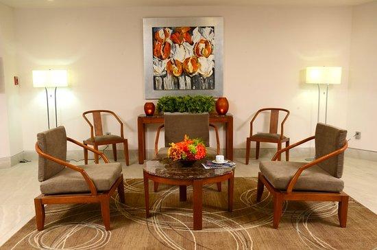 Tlalnepantla, Meksiko: Guest Lounge