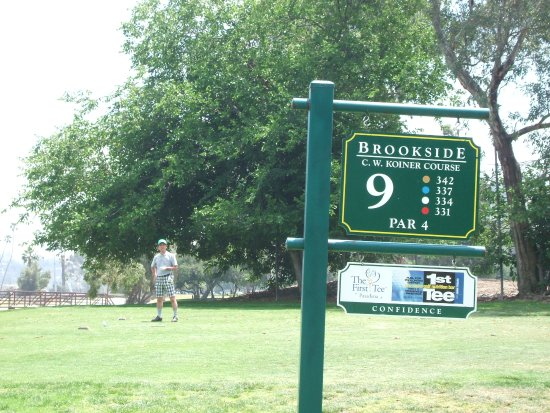Brookside Golf Club