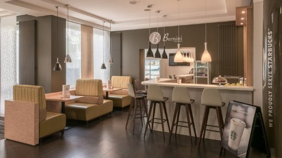 Unterhaching, Germany: Bernini Coffeeshop