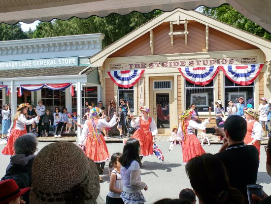 Burnaby, Kanada: Celebrating Victoria Day