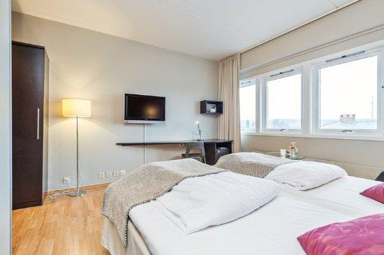 Elverum, Norway: Standard Room Twin