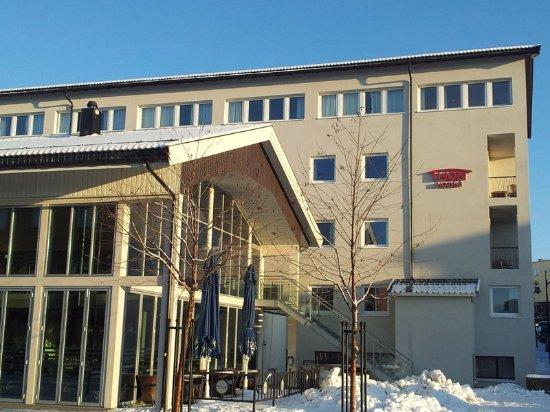 Elverum, Norway: Facade