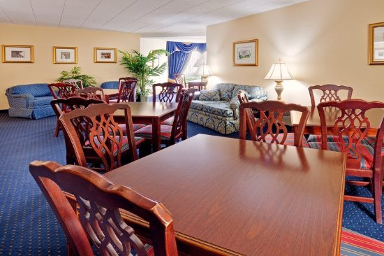Holiday Inn Conference Center Lehigh Valley: Executive Lounge