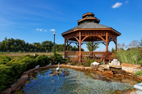 Kingsport, TN: Gazebo and Pond