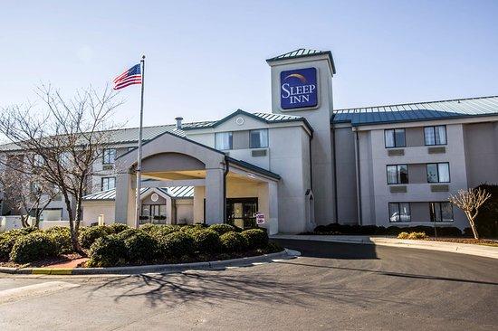Sleep Inn Hotel In Wilmington Nc