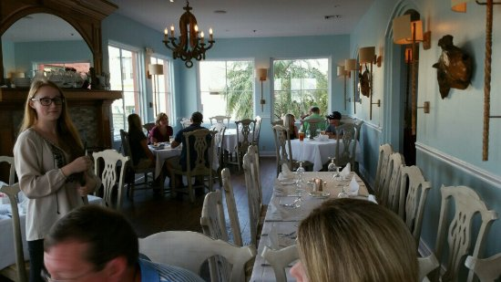 Upscale casual dining