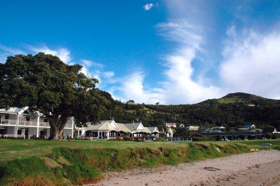 Omapere, Nueva Zelanda: Exterior