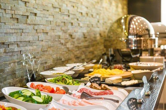 Holiday Inn Vilnius: Breakfast