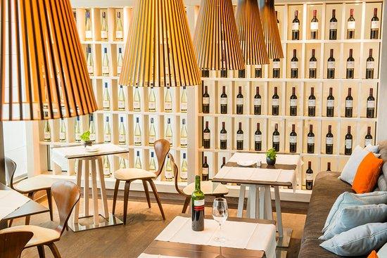 Holiday Inn Vilnius: Restaurant Rib Room