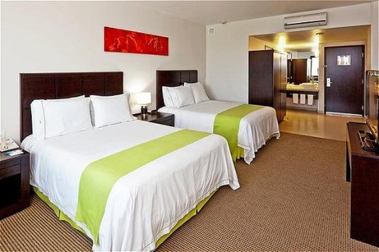 Holiday Inn Express Guadalajara Iteso: Double Bed Guest Room