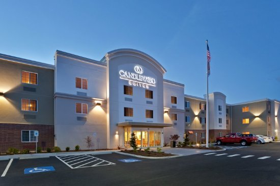 Lakewood, WA: We are the perfect fit for all your extended stay needs