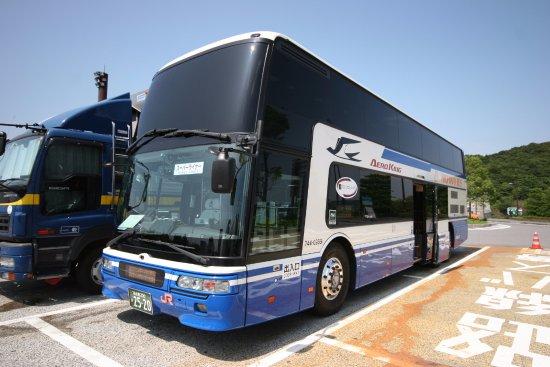 Japanska kön buss