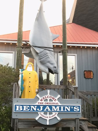 benjamins best seafood buffet in myrtle beach picture of the rh tripadvisor com captain benjamin seafood buffet myrtle beach benjamin's seafood buffet myrtle beach