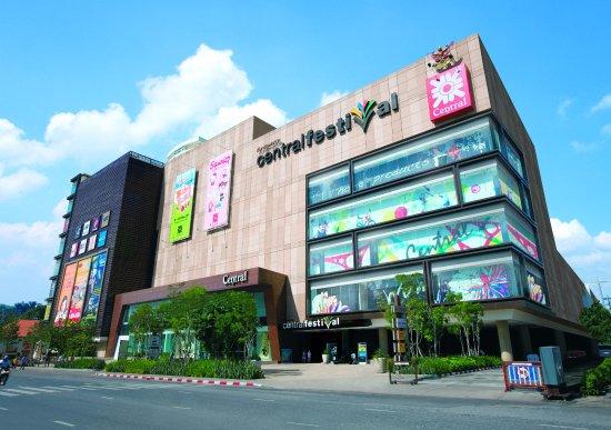 尚泰芭提亚海滩购物中心
